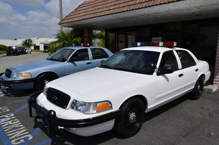 Refurbishing Sheriffs Departments Vehicles