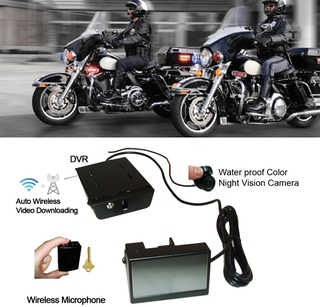 Motorcycle Video System