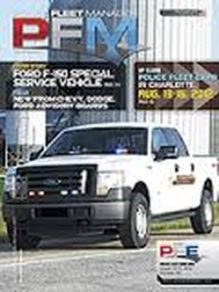 Police Fleet Manager Magazine